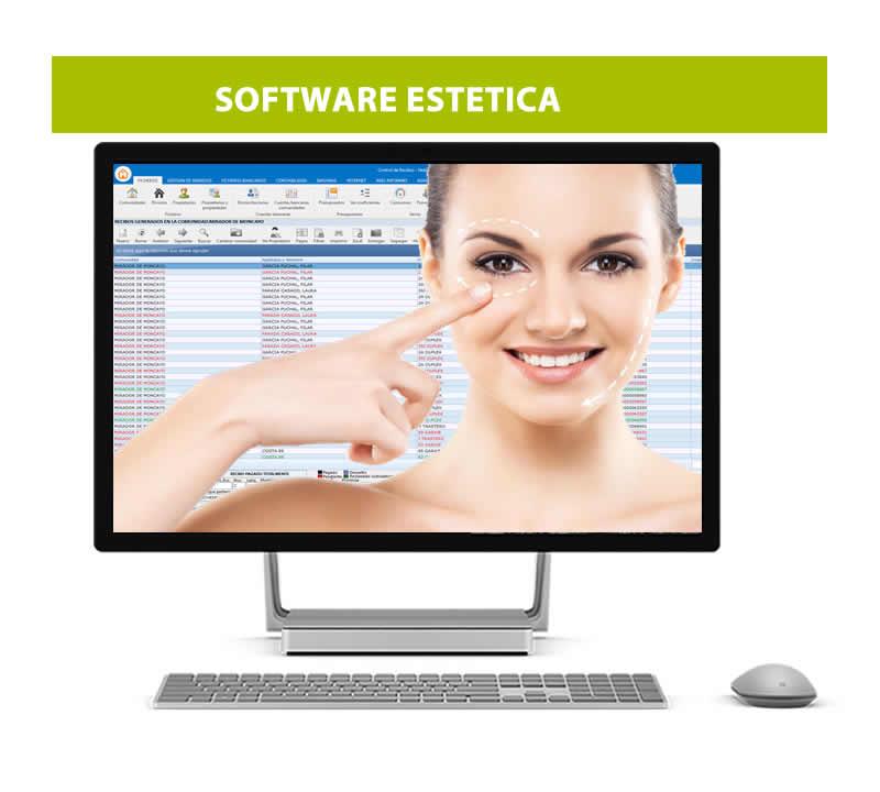 Software clinicas esteticas